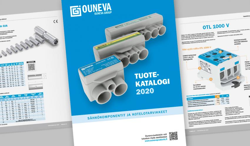 Tuotekatalogi Ouneva 2020